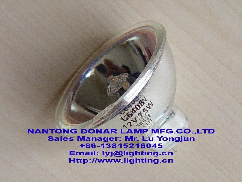 Бесплатная доставка L6408 12 В 75 Вт Mr16 чашка фары 02