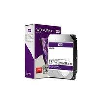 WD фиолетовый 10 ТБ видеонаблюдения жесткий диск SATA 256 МБ 3,5 Interal HDD для камеры видеонаблюдения AHD DVR IP камера NVR WD100EJRX