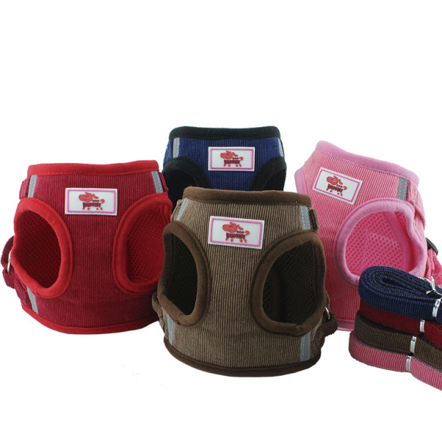 Dog Vest Harnesses for Small Medium Dogs Reflective