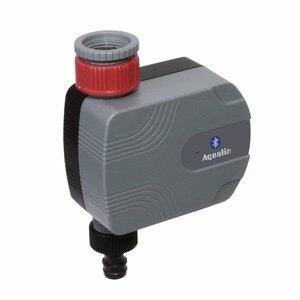 Image 5 - Automatyczny Bluetooth ogród czasowy wyłącznik przepływu wody inteligentny sterownik nawadniania nadaje się do iphone i Android #21066