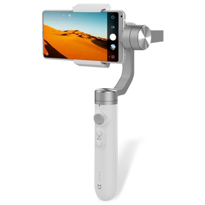 Xiaomi Mija cardan portatif pour divers stabilisateur Portable de téléphone pour caméra d'action et téléphones