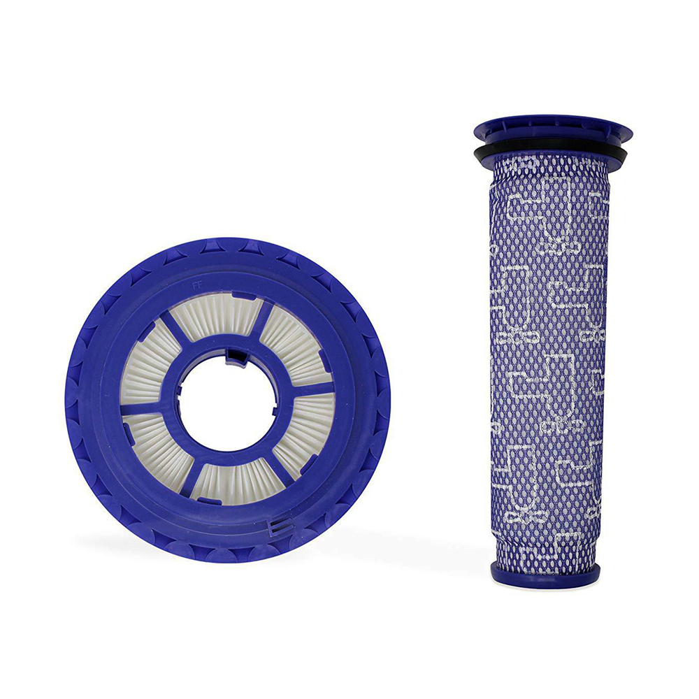 Post Filter& Pre HEPA Filters for Dyson DC41 DC65 DC66 Animal Motor Head Replacement Vacuum Cleaner Parts AccessoriesPost Filter& Pre HEPA Filters for Dyson DC41 DC65 DC66 Animal Motor Head Replacement Vacuum Cleaner Parts Accessories
