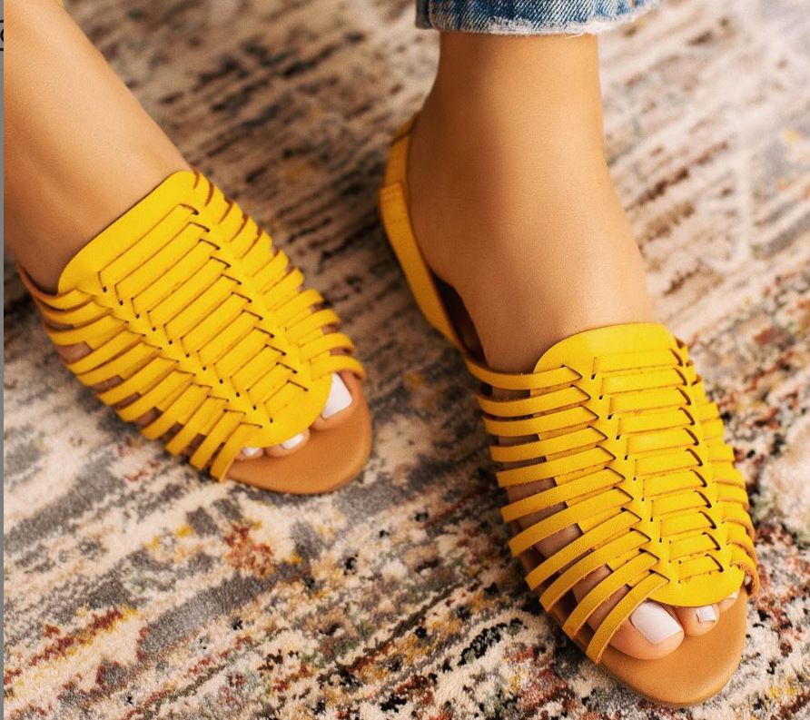Summer Women Sandals Shallow Fisherman Shoes Ladies Flatform Sandals Outdoor Holiday Slides 05