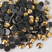High Quality Hot sale Hotfix Rhinestones SS6-SS30 1440pcs All colors HotFix Flatback Glue back Crystal Stone For Garment Dresses