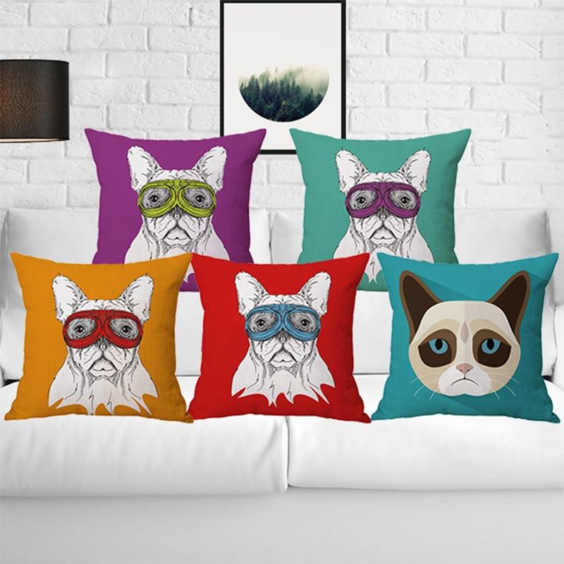 Мопс для чохлів для собак Постільна - Домашній текстиль - фото 1