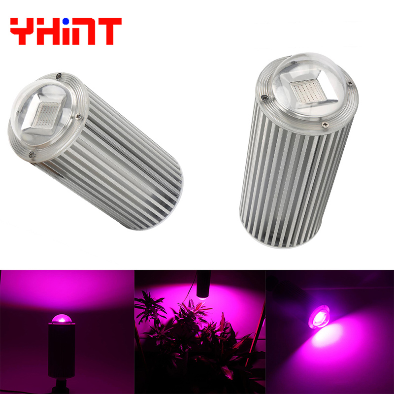 180W E27 Full Spectrum COB Led Grow Lights For Hydroponics Cultivation Flowers Medical Indoor Plants Grow Tent Lighting