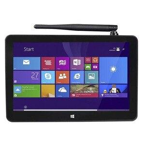 Image 2 - New PIPO X8S X8 Pro Dual HD Graphics TV BOX Windows 10 Intel Z3735F Quad Core 2GB/32GB Tv Box 7 Inch Screen Tablet  Mini Pc