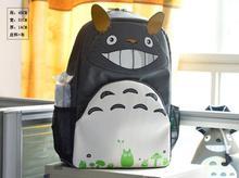Мой Сосед Тоторо плюшевые мягкие милые рюкзаки Школьные сумки мода подарок для ребенка для мальчиков девушки дети дети детский сад сумки