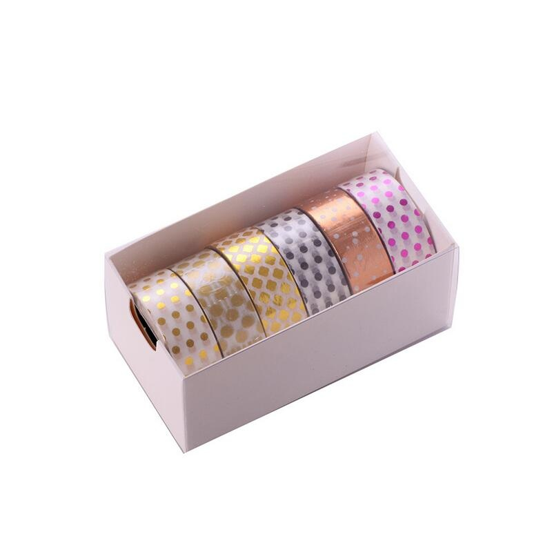Add a Pop of Pattern to Your Library Desk or Sewing Room Table With this Eye-Catching Washi Tape, Perfect for Scrapbooking gift riggs r library of souls