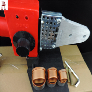Image 3 - Free Shipping JIANHUA Soldering Iron For Plastic Pipe Welder Ppr Welding Machines, 20 32mm AC 220/110V 600W Plumbing Tools