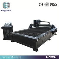 High precision 1530 heavy duty hobby cnc plasma cutter