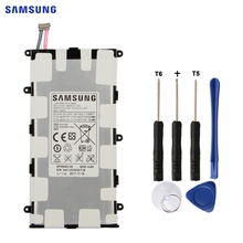 SAMSUNG Original Replacement Battery SP4960C3B For Samsung GALAXY Tab 7.0 Plus P3100 P3110 P6200 P6210 Authentic Tablet Battery