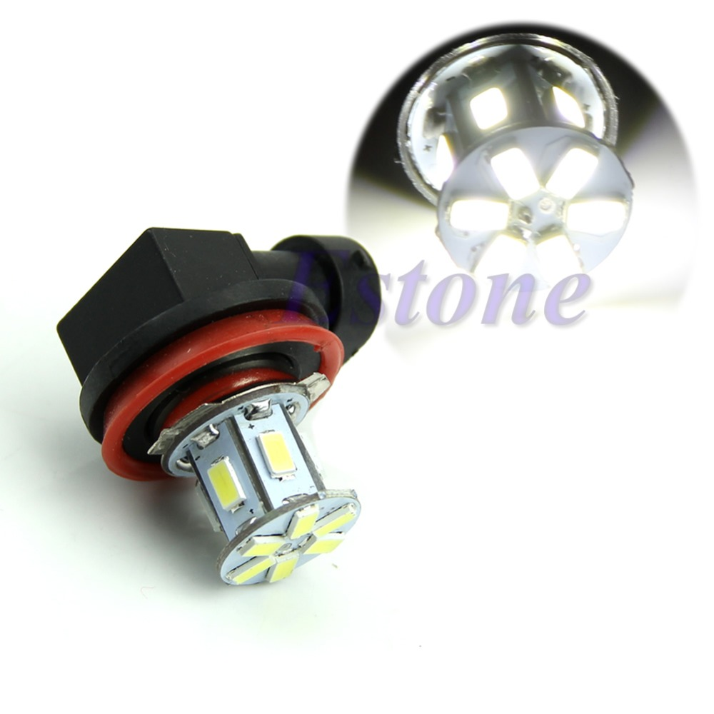 ГОРЯЧИЙ Новый Белый <font><b>H11</b></font> 12-<font><b>LED</b></font> 5630 600LM Автомобилей Туман Хвост Вождения Глава Авто Свет Лампы