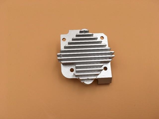 Blurolls Titan Aero and V6 Aero Heatsink (1.75mm or 2.85mm)upgrade Titan extruder V6 hotend for Reprap Prusa i3 3D printer