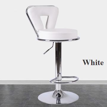 Wit kleur bar stoelen woonkamer eetkamer krukken PU lederen zetel ...