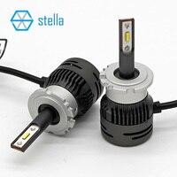 2pcs Common use led D1R D1S D2R D2S D3R D3S D4R D4S led bulb 95% canbus 6000k auto headlight/fog light for car super bright lamp