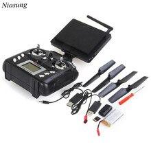 Niosung Modern JXD 509G 5.8G FPV With 2.0MP HD Camera High Hold Mode RC Quadcopter + Monitor
