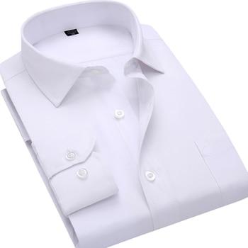 2019 Spring New Slim Dress Shirt for Men...