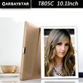 T805c carbaystar 10.1 polegada tablet android 5.1 ips núcleo octa 1280*800 GPS 4 GB + 64 GB Dual Câmeras de 5MP tablet pc tablets computador
