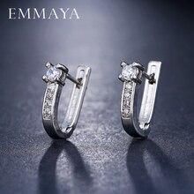 Brincos-Earrings Tiny Wholesale Gift Women Cute EMMAYA Cz Mini Delicate Cheap