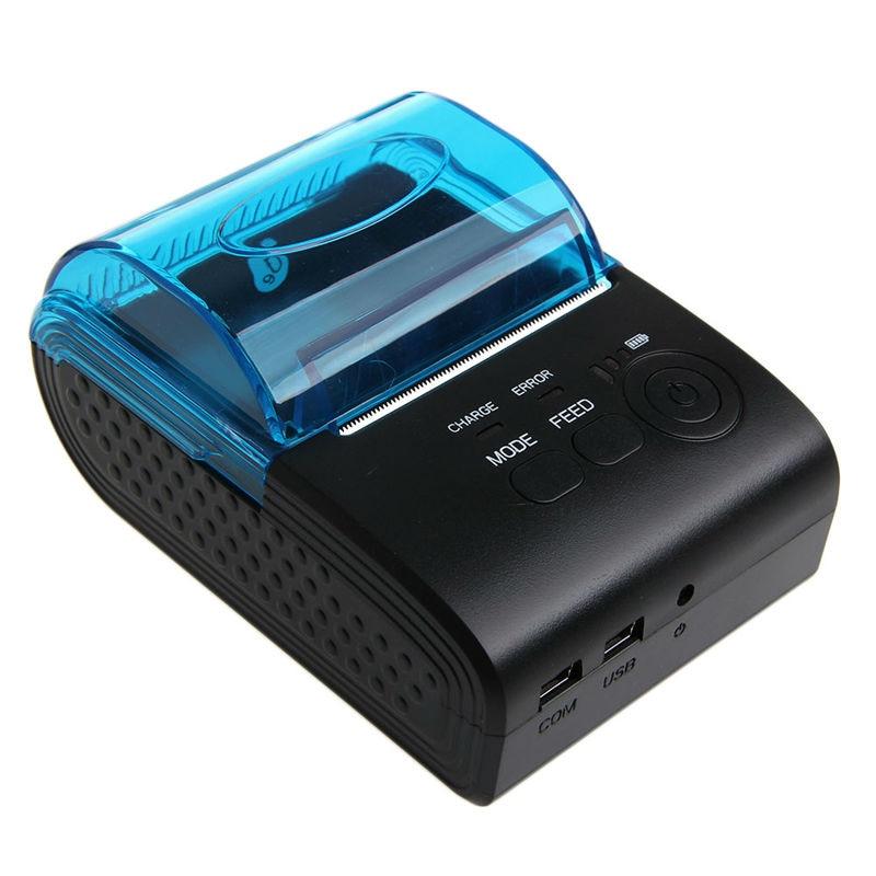 OOTDTY Bluetooth 4.0 Android 4.0 POS Receipt Portable Thermal Printer Bill Machine For Supermarket EU/US/UK Plug geox полусапоги geox