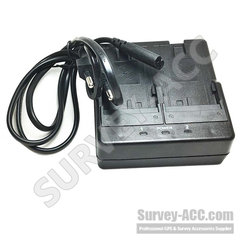 Brand New Sokkia CDC68 Dual Charger For Sokkia Total Station For BDC-46A/B BDC-58 BDC-70 replica mr116 8x17 5x112 d66 6 38 gmf