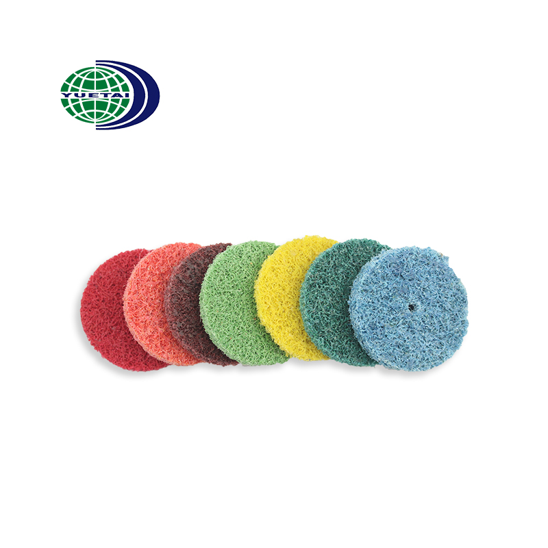 Color Griding Nylon Wheel Air Lapping Tool Accessory 8pcs  Factory Sale