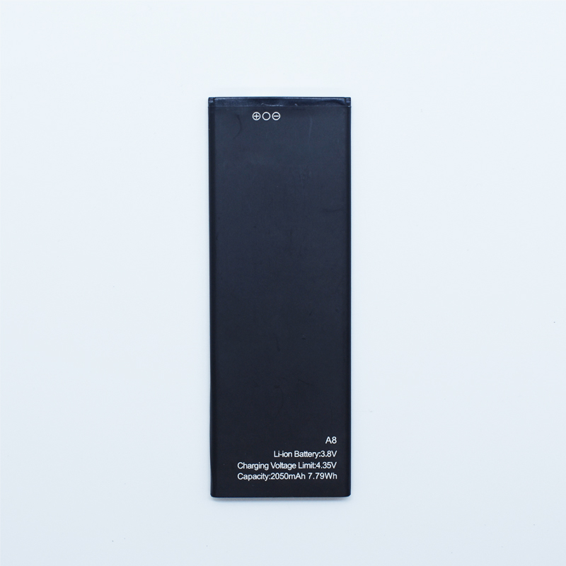 Hekiy NEW Battery For Blackview A8 Battery 3.8V 2050mAh Back Up Battery Replacement battery For Blackview A8 Smart Phone
