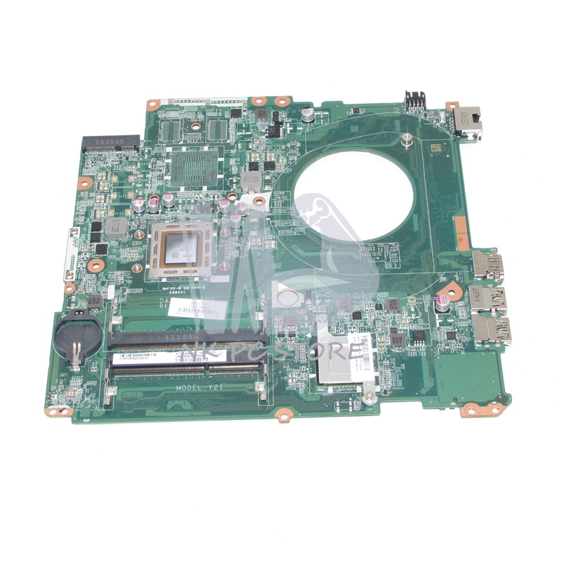 809985-601 809985-001 For HP Pavilion 17-P 17z-p Laptop Motherboard DAY21AMB6D0 A10-7300M CPU DDR3 Full tested 766713 501 766713 001 for hp beats 15z p 15p 15 p laptop motherboard day23amb6f0 a8 5545m 1 70ghz cpu ddr3