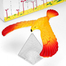2016 1pcs Classic Nostalgic Toys Children's Educational Toys Balance Bird Toys with Action Figure Decoration Toys Fast Shipping