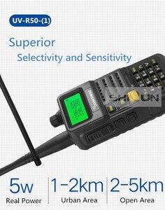 Image 4 - Ham Radio for Hunting UV R50 2 Quansheng 5W Dual Band VHF UHF 136 174Mhz/400 520Mhz Walkie Talkie UV R50( 1) Baofeng UV 82 UV 5R
