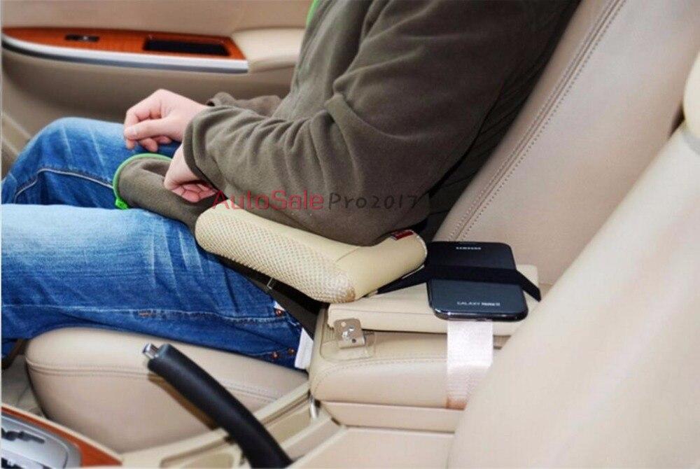Noir console centrale Accoudoir boîte De Rangement Coude Soutien pour BMW X5 E70 2007 2008 2009 2010 2011 2012 2013 F15 2014 2015