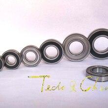 10 шт. 606 606ZZ 606RS 606-2Z 606Z 606-2RS ZZ RS RZ 2RZ Глубокие шаровые подшипники 6x17x6 мм Высокое качество