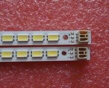 2 ชิ้น/ล็อตสำหรับ TCL L46E5200 3D หลอดไฟ LJ64 03035A หน้าจอ LTA460HQ12 1 ชิ้น = 72LED 520 มม.100% ใหม่