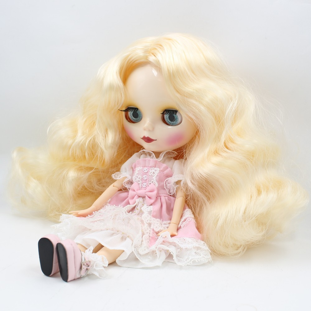 Neo Blythe Doll Designer Shoes with Bow 20