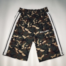 19ss Palm Angels Men Shorts Kanye West Camouflage women Men Sports High Quality FOG Hawaii Track GYM Palm Angels Vetements palm angels шарф