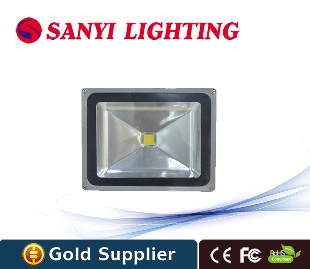 Высокое качество светодиодный прожектор открытый 30 Вт теплый белый/холодный белый AC85-265V строительство светодиодный прожектор