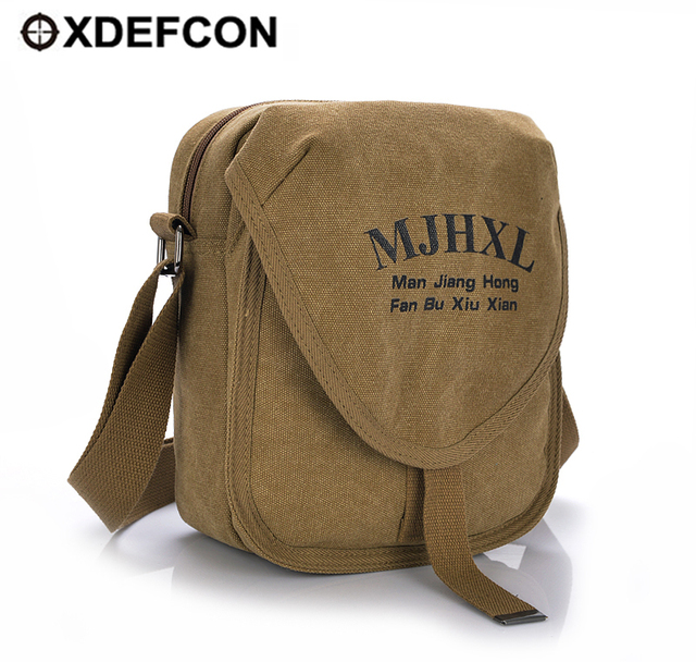 16d7139e93b4 Vintage Tactical Military Canvas Men Bag Outdoor Travel Military Messenger  Bag Bolsas Femininas High Quality Women Canvas Bags