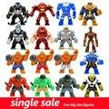 Sola venta decool grandes grandes figuras marvel super hero avengers thanos groot venom hulk buster bloque de construcción para niños juguetes de regalo