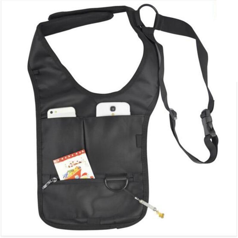 daugiafunkcinis vyrų krūtinės kelionės krepšys krūtinės maišelis saugojimo maišelis pakabinamas stealth maišelis uždaryti vyrų paketas laisvalaikio nešiojamas