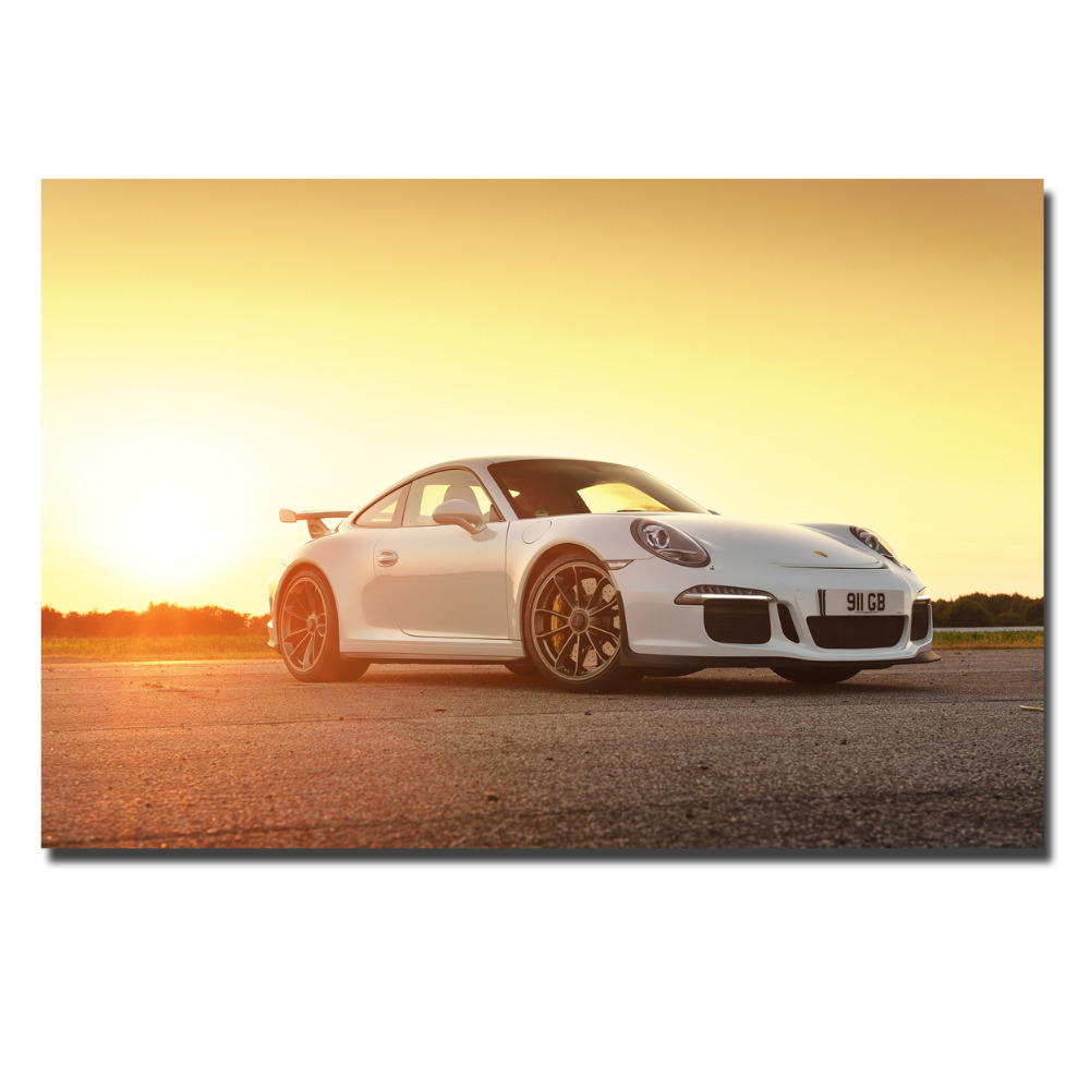 Funky Car Wall Art Composition - The Wall Art Decorations ...