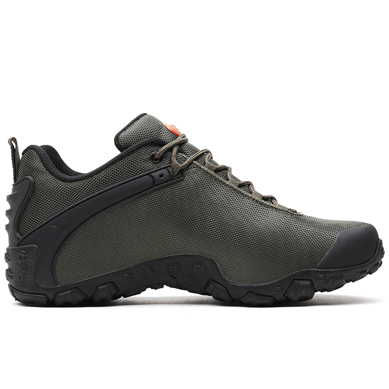 Famous Brand Men's Outdoor Hiking Trekking Shoes Sneakers For Men Water Repellent Climbing Mountain Trail Shoes Sneakers Man все цены