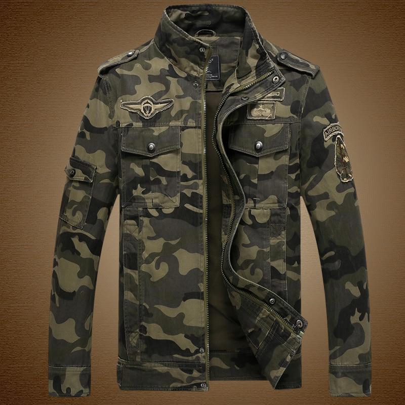 2016 mens camouflage jacket super quality military 100. Black Bedroom Furniture Sets. Home Design Ideas