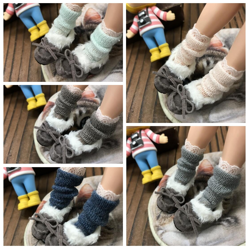 13 Pair of Cute 1//6 Girl Dolls Shoes for Blythe Licca//Momoko//Azone Outfits Accs