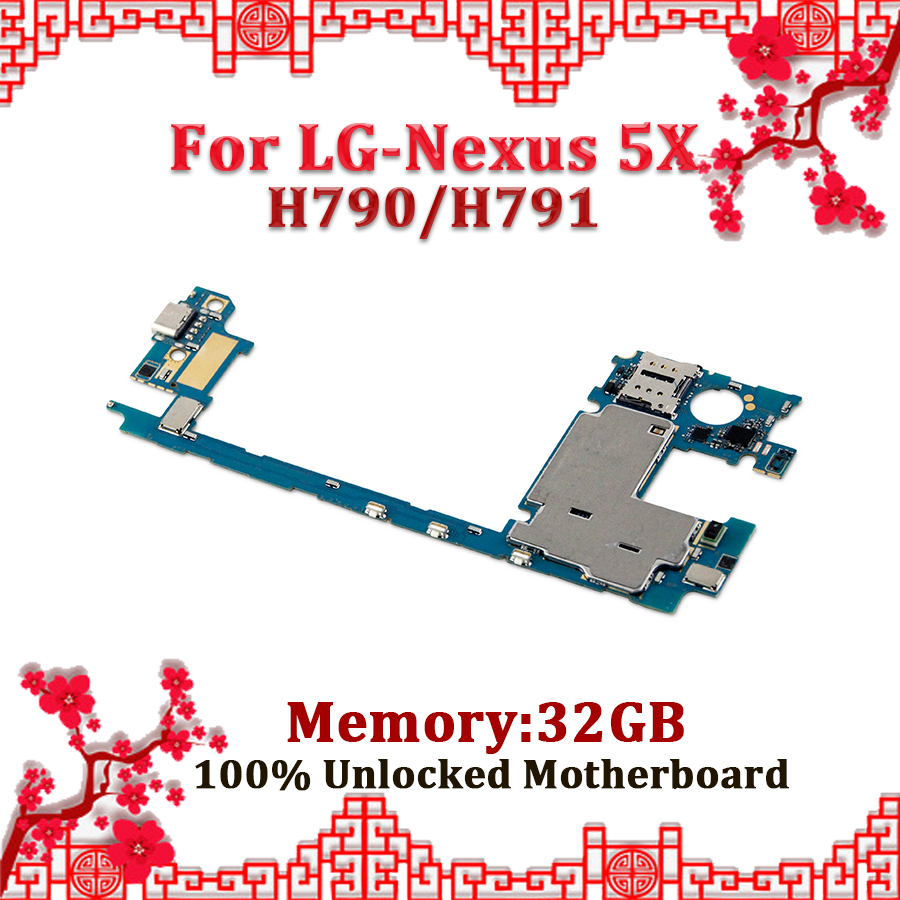 hight resolution of full working for lg nexus 5x h790 h791 motherboard replacement logic board for lg nexus