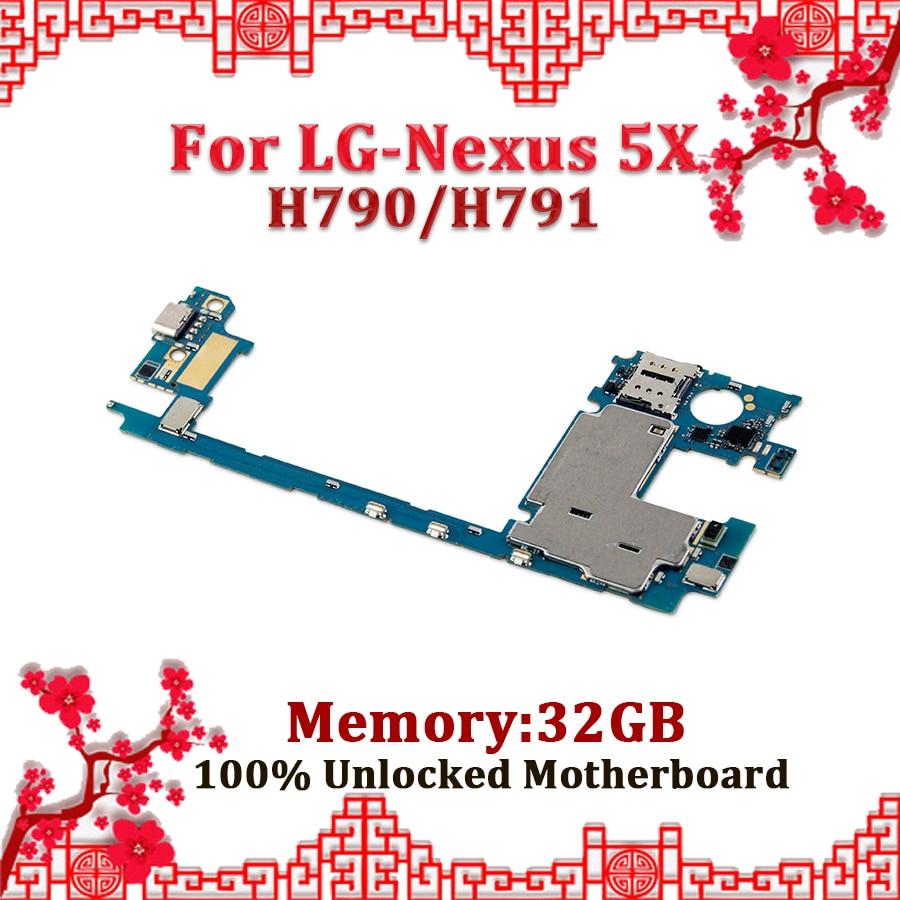full working for lg nexus 5x h790 h791 motherboard replacement logic board for lg nexus [ 900 x 900 Pixel ]