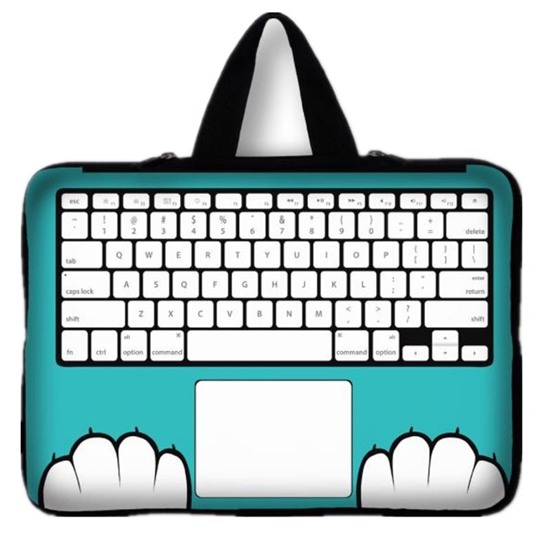 Keyboard Print Laptop Sleeve Case Bag Stylish Computer ...