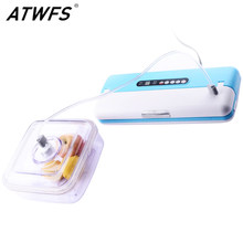 ATWFS – meilleure Machine à emballer Sous Vide pour aliments ménagers, appareil d'emballage Sous-Vide pour appareils de cuisine