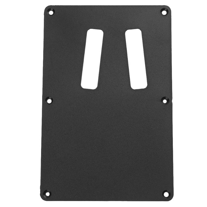 Guitar Spring Back plate Cover Pickguard Plastic Cavity Cover Wiring Back Plate for ST SQ Electric Guitar Professional Accessory