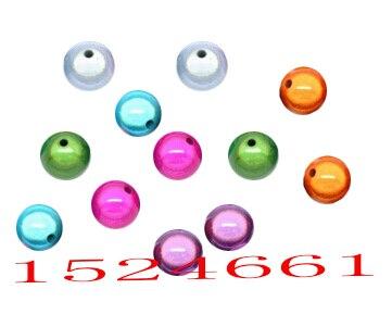 Lucite Petal Beads 25 x 27mm Mixed 20 Pcs Art Hobby DIY Jewellery Making Crafts